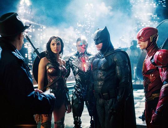 Ke konfliktu došlo během natáčení Ligy spravedlnosti.