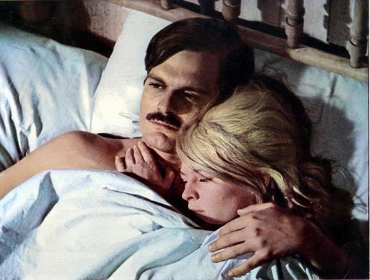 Jeho slavný dědeček v legendárním filmu Doktor Živago (1965)