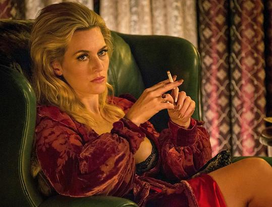 Kate Winslet nikdy nebyla takhle sexy.