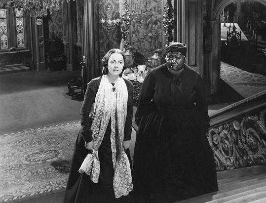 V oscarovém snímku ztvárnila Melanii Hamilton Wilkes.