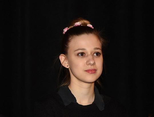Herečka je za svou roli dvanáctileté dívky v dokumentu o sexuálních predátorech nominovaná na cenu Českého lva.