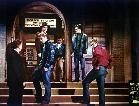 Ve filmu Rebel bez příčiny se Frank Mazzola objevil společně s Jamesem Deanem a Dennisem Hopperem.