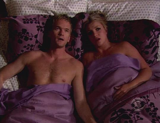 V seriálu Jak jsem poznal vaši matku mu neodolala ani Britney Spears...