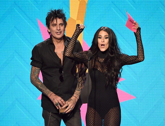 Tommy Lee a Brittany Furlan