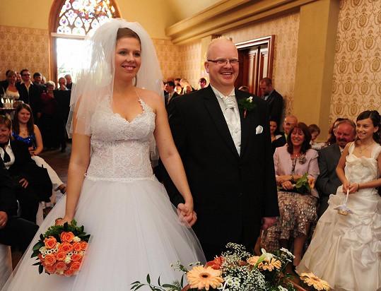 V roce 2010 se Radek oženil.