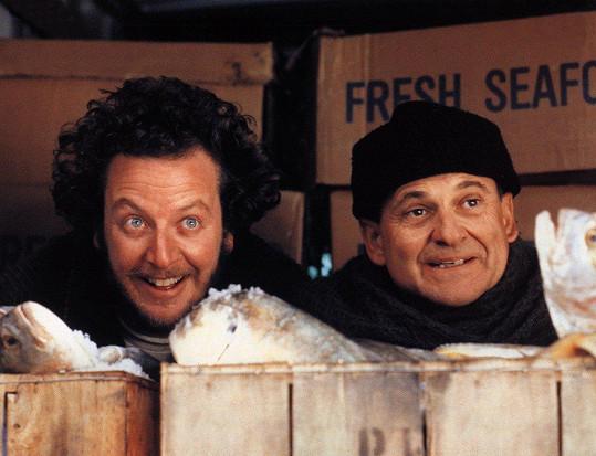 Zloděje si zopakovali i ve dvojce s podtitulem Ztracen v New Yorku (1992).