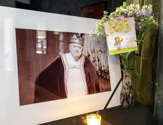 Milan Lasica zemřel na prknech divadla Štúdio L+S.
