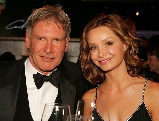 S Harrisonem Fordem je od roku 2002, vzali se v roce 2010.