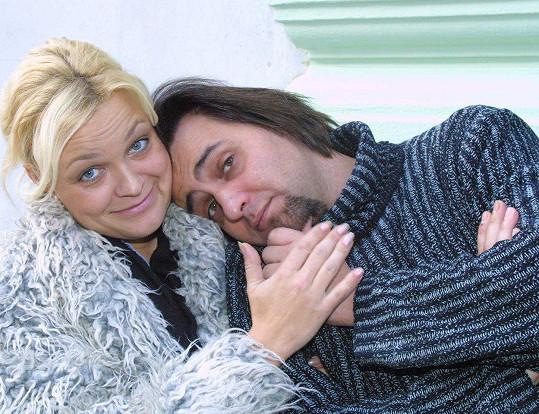 S Markétou v roce 2001