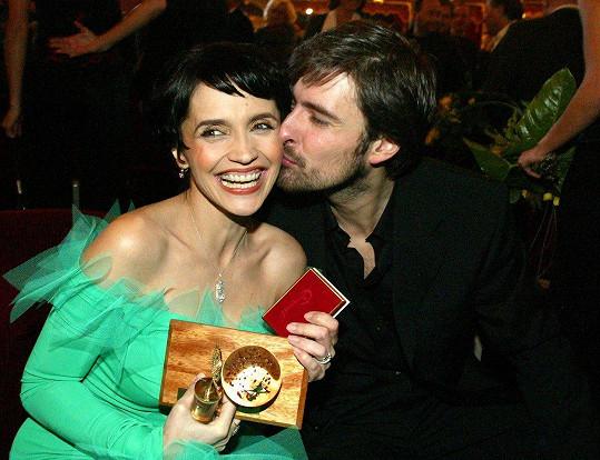 Lucie Bílá a Stanislav Penk