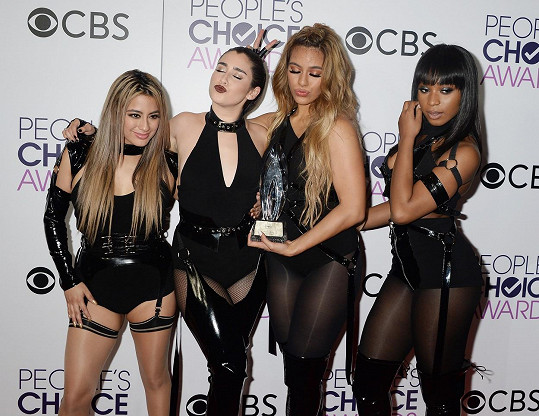 Fifth Harmony na People's Choice Awards