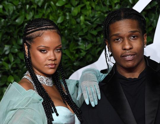 Mužem jejího srdce je momentálně rapper A$AP Rocky.