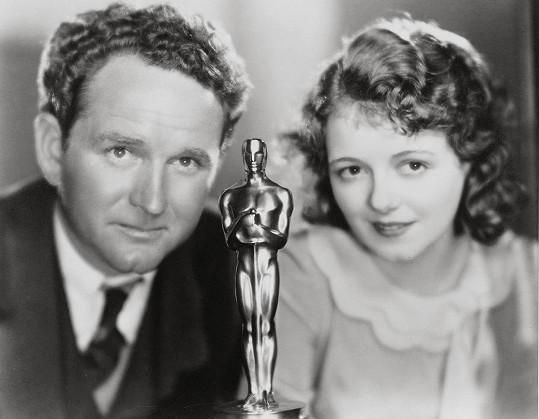Janet Gaynor a Frank Borzage byli oceněni za film V sedmém nebi.