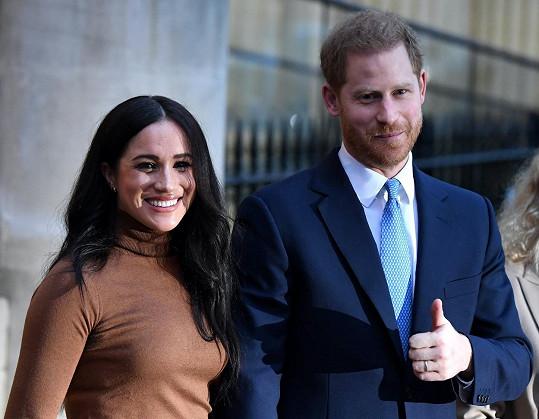 Harry a Meghan plánují v době svého pobytu v Británii nadále bydlet v luxusním sídle Frogmore Cottage.