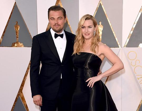Z předávání Oscarů v roce 2016