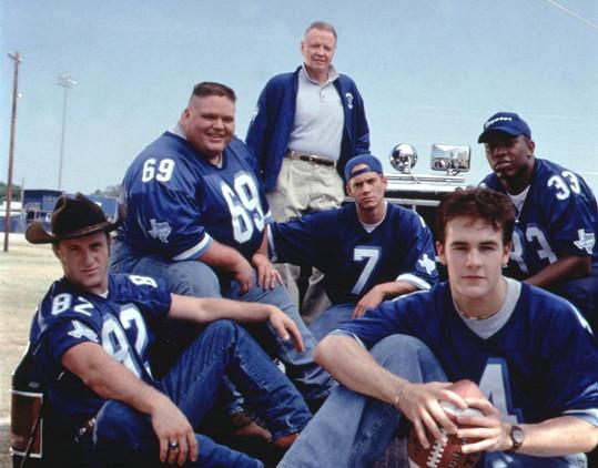 Ron Lester ve filmu Versity Blues (1999)