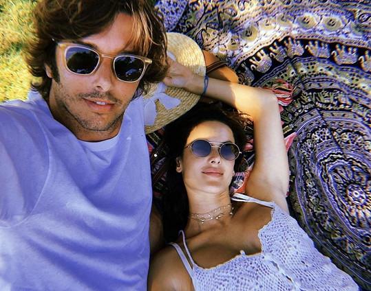 S partnerem Nicolou Oddim