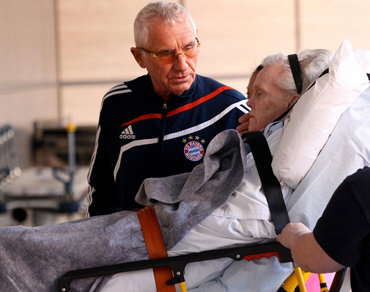 Herečka musela být s potížemi s dýcháním hospitalizována. Archivní foto (2011)