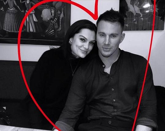 Channing Tatum a Jessie J se údajně rozešli.