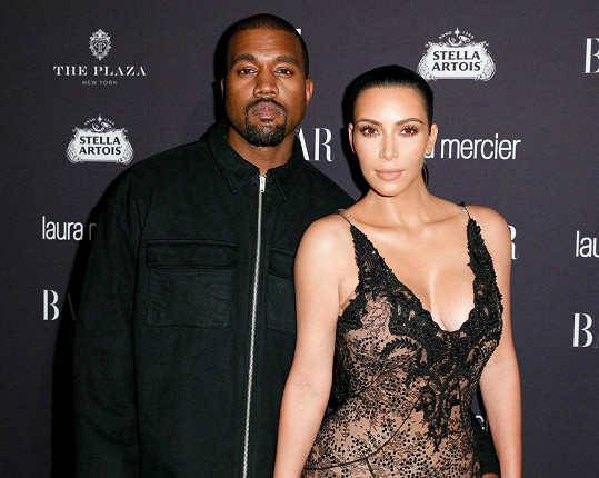 Kim a Kanye by byli pro Bílý dům jako stvoření.