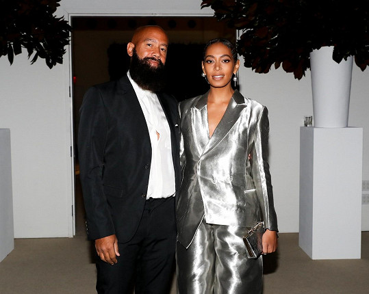 Solange Knowles se rozešla s manželem Alanem Fergusonem.
