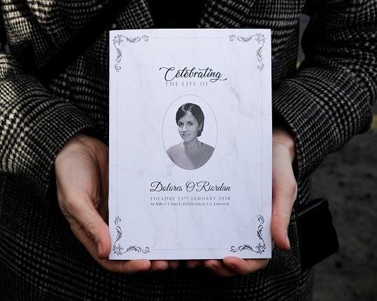 Dolores byla 15. ledna nalezena mrtvá v hotelovém pokoji.