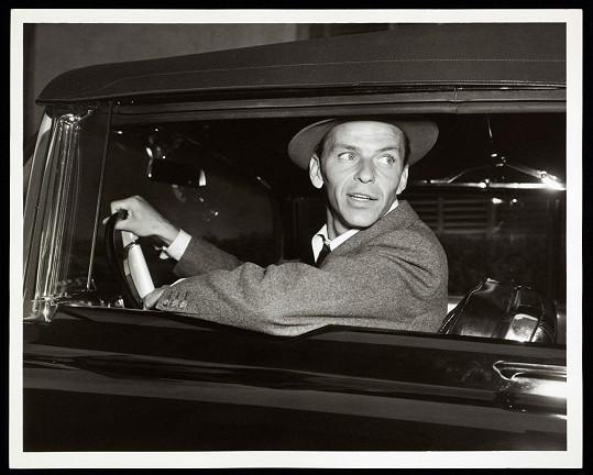 Frank Sinatra v roce 1950