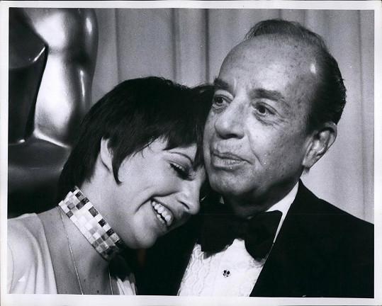 S otcem, režisérem Vincentem Minnellim