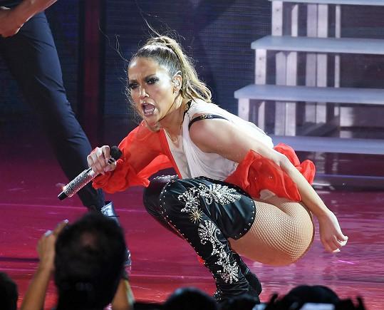 Jennifer Lopez podpořila Hillary Clinton.