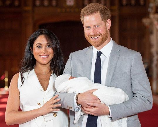 Před porodem syna se nenudila.