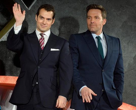 Henrymu a Benovi nebylo do smíchu už na premiéře....