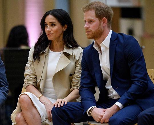 Komu se asi královské miminko bude podobat více?