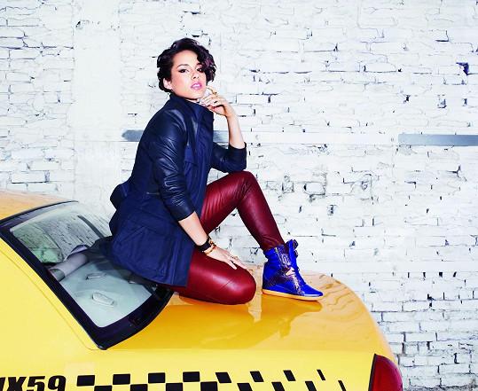 Alicia Keys na snímku z roku 2013