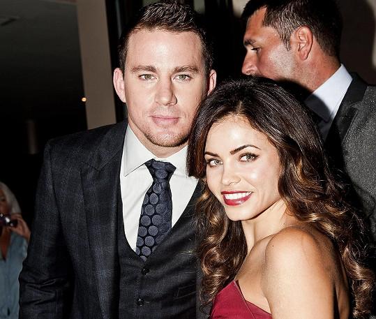 Channing má dceru s bývalou manželkou Jennou Dewan.