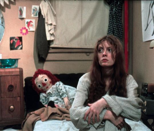 Susan debutovala jako narkomanka ve filmu Joe (1970).