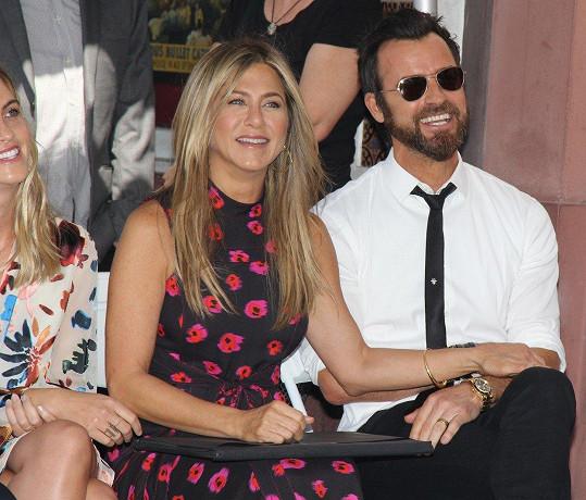 Manželé tento rok na akci v Hollywoodu