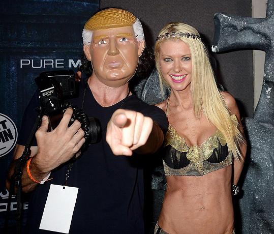 Halloweenský večírek v Los Angeles
