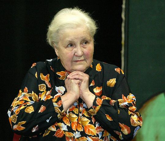 Antonie Hegerlíková byla vynikající nejen divadelní herečkou.