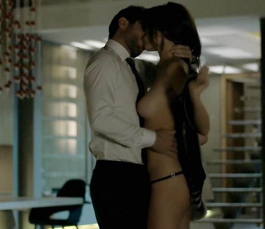 Alessandra Ambrosio součástí telenovely Verdades Secretas.