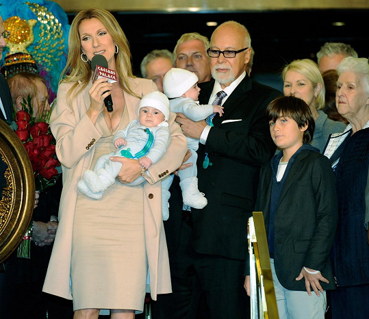 Nemovitost na Floridě patří Céline Dion a manželovi Renému Angelilovi.