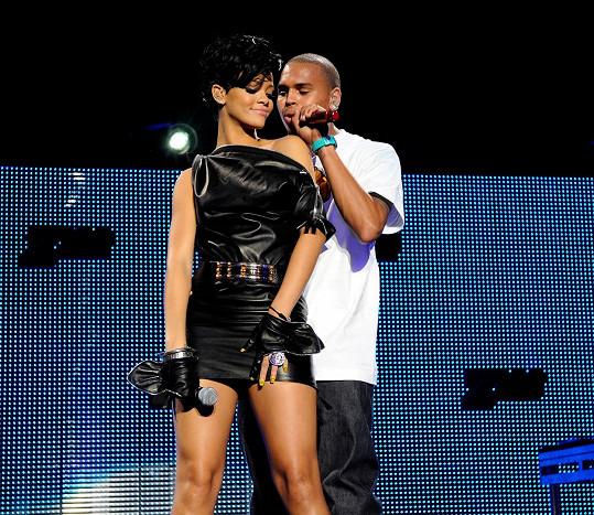 Chris Brown žárlil na svou ex Rihannu i po rozchodu.