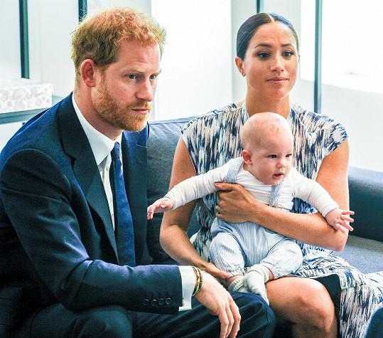 Harryho šokovalo, že musel zajistit ochranu své rodiny sám.