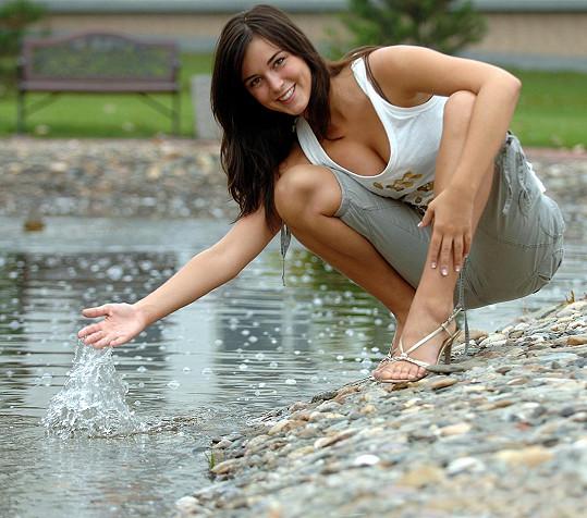 Miss Aerobik 2006 Kateřina Wiesnerová zemřela.
