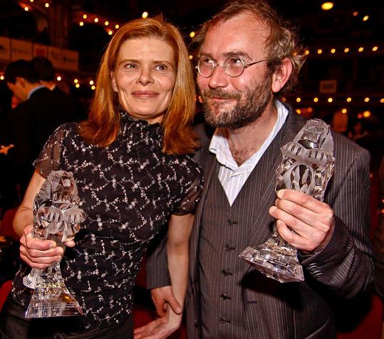 Českého lva v roce 2009 získala Zuzana Bydžovská za film Venkovský učitel od režiséra Bohdana Slámy.