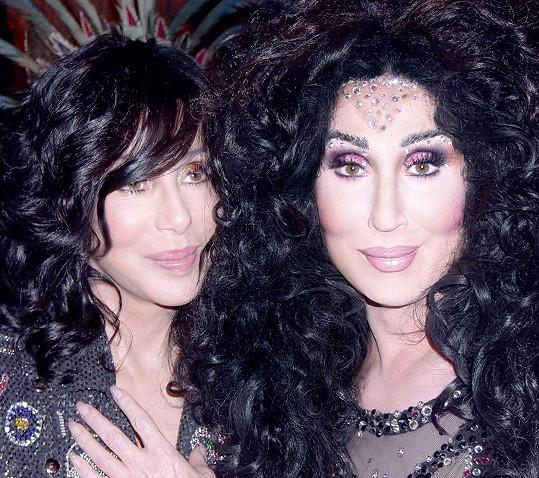 Ani tohle není Cher.