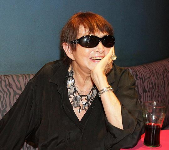 Věra Chytilová byla vynikající režirérka.