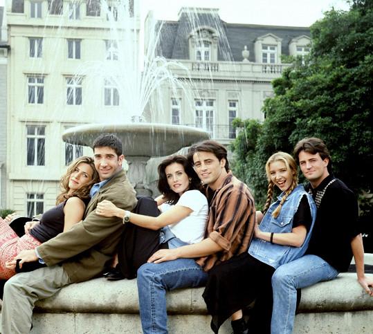 Fanoušci Přátel zvolili nejméně oblíbenou epizodu.