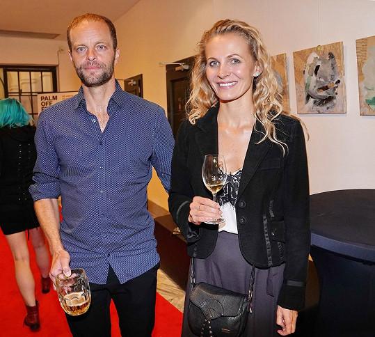 Přes patnáct let žije s hereckým kolegou Janem Teplým ml.