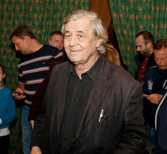 Zdeněk Žák musel vyhledat lékařskou pomoc.