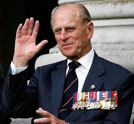 Vévoda z Edinburghu zemřel ve věku 99 let.